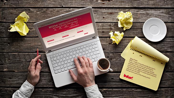 Baner-Blogging